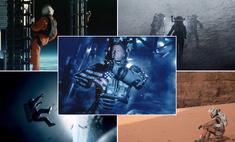 ляпов ошибок фантастических фильмов космос