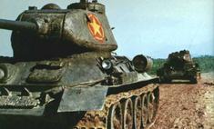 Трофей из России— легендарный Т-34 на службе вдали от дома