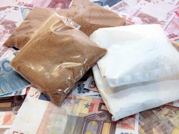 Продажа наркотиков является одной из ключевых составляющих нелегальной экономики Колумбии