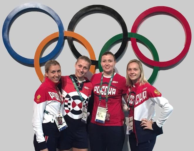 тольяттинские гандболистки выиграли золото в Рио