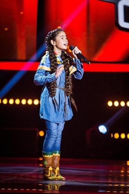 В Голос Дети вернулась Саида Мухаметзянова
