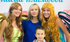 Оксана Федорова организовала детский показ мод