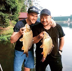 Звезды, которые не представляют свою жизнь без рыбалки
