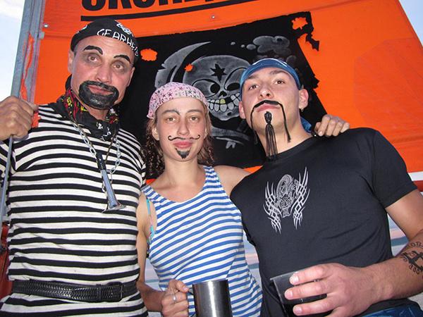 Фестиваль пиратской песни