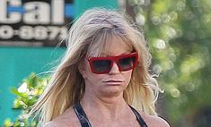 Бьюти-провал: Голди Хоун перестаралась с ботоксом