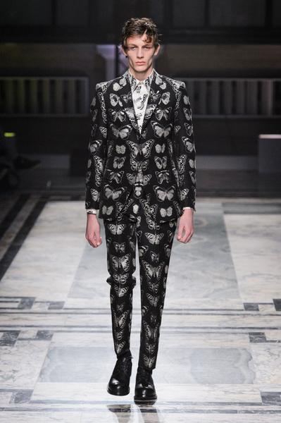 Неделя мужской моды в Лондоне: главные показы   галерея [1] фото [10]