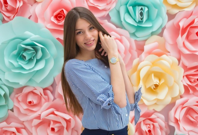 Анастасия Гаврилова, финалистка конкурса «Мисс Планета-2017»