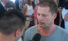 Тиль Швайгер пришел на закрытие «Кинотавра» в футболке