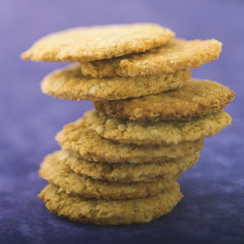 рецепт овсяного печенья без яиц и сахара
