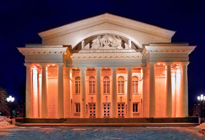 Саратовский театр оперы