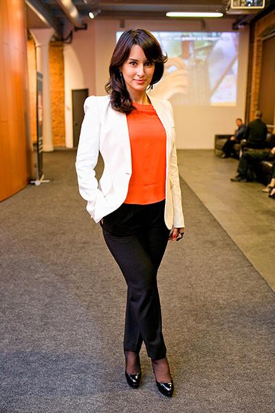 Тина Канделаки, фото