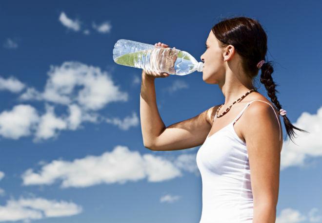 Вода – лучший выбор для жары