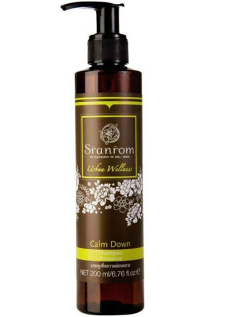 Успокаивающий шампунь для волос Sranrom Calm Down Shampoo