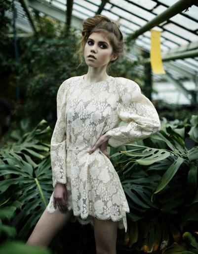 Выпускной: платье из коллекции Ruban, весна-лето 2012