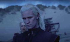 Вышел первый тизер сериала «Дом дракона»— приквела «Игры престолов»