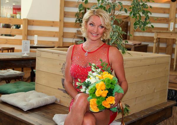 Анастасия Волочкова в Ульяновске