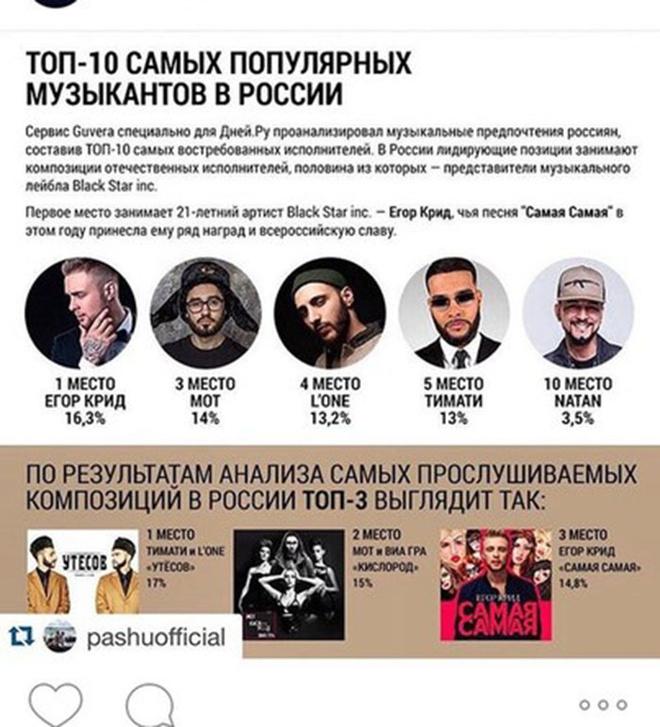 Егор Крид, концерт в Волгограде, афиша
