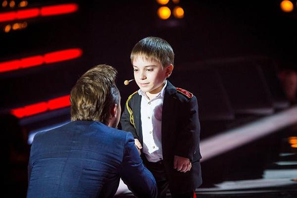 Данил Плужников из Сочи довел до слез наставников шоу «Голос»