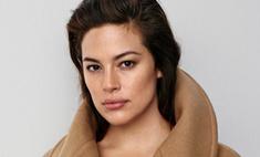 Похудевшая Эшли Грэм стала лицом H&M