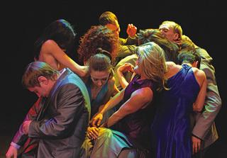«СЛЕДУЮЩИЙ» Челябинский театр современного танцаХореограф Асьер Забалета (Испания)