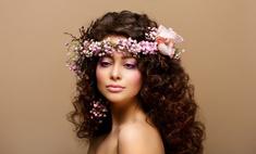 Естественные кудри: крутим волосы на лоскуты и бумажки