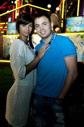 Алиана и Саша Гобозовы