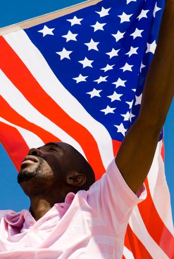 Американская мечта – это мечта о стране, где жизнь каждого человека будет лучше, богаче и полнее, где у каждого будет возможность получить то, чего он заслуживает.