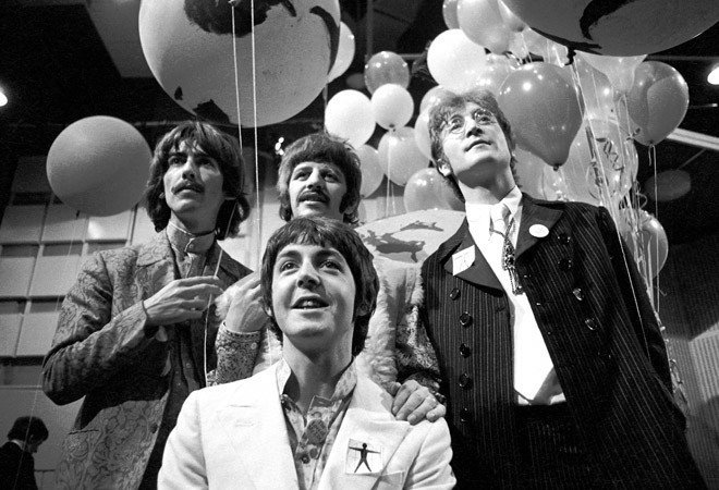 The Beatles фото