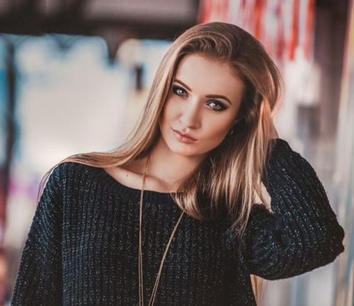 Ангелина Колясникова, студентка, фото
