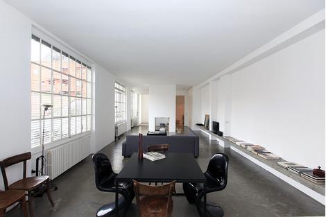 Топ-10: дизайнерские квартиры в Милане | галерея [1] фото [3]