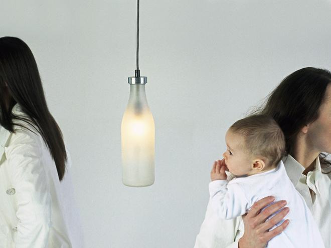 Лампа «Кефир», дизайн: Droog