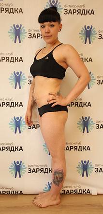 Кристина Бурак