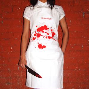 Фартук Vegetarian 799 р. на Boomboom.ru