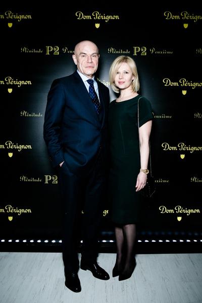 В Москве прошел торжественный ужин Dom Pérignon | галерея [1] фото [5]