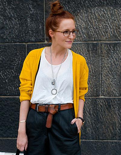 Тренд весны-2011: оттенки желтого