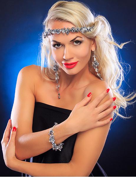 """Кристина Долматова, участница """"Миссис Екатеринбург - 2016"""", фото"""