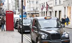 Услуги лондонского такси можно оплатить по SMS