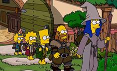 Сериал «Симпсоны»: смешные фото и видеопародии