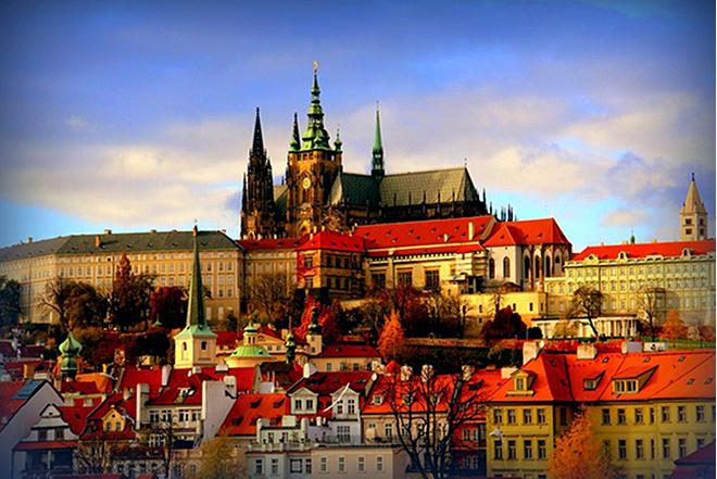 Злата Прага туроператор Санкт-Петербург купить путевку