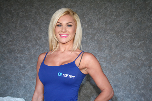 Ольга Путрова, фитнес-бикини
