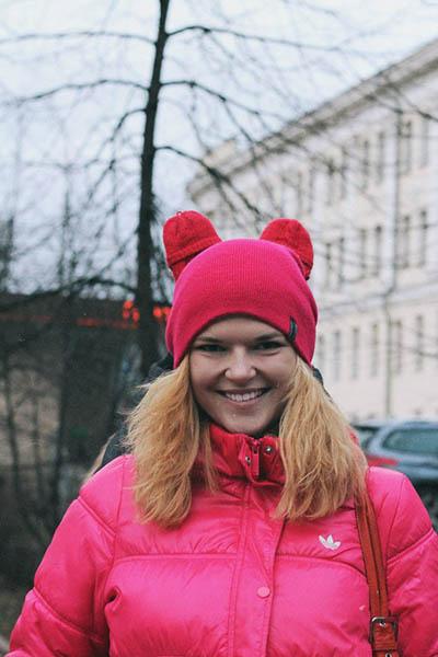 Екатерина Дробышева