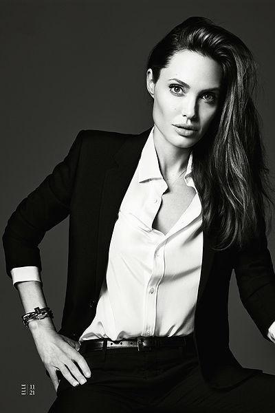 Анджелина Джоли рассказала про свадьбу