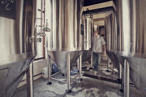 Уральская пивоварня Jawsbrewery, фото