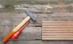 Как избавиться от скрипа деревянного пола: простые способы