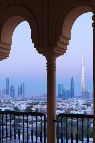 Где остановиться в Дубае | галерея [2] фото [2]