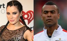 Модель Playboy избила известного футболиста