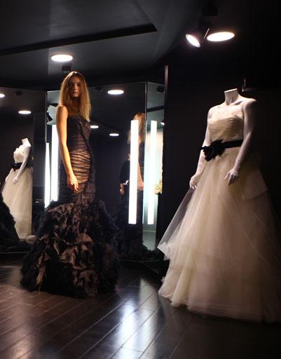 Свадебный бутик Vera Wang в Москве