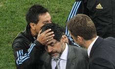 Аргентинцы не приняли отставку Марадоны