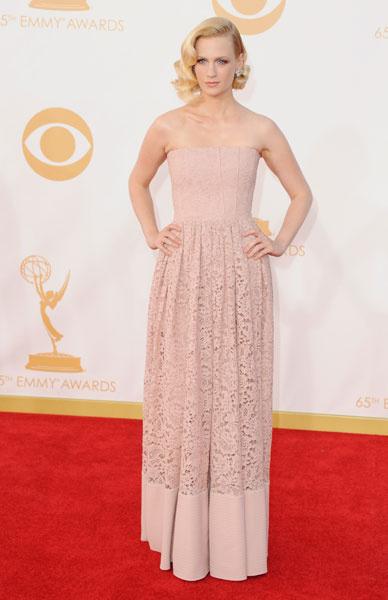 Дженьюари Джонс на Emmy-2013