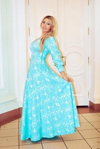 Омск, новогодние платья